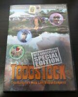 Toddstock DVD Todd Rundgren Week Long Utopian Campout 10th anniversary RARE HTF