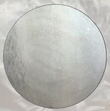 "1"" Steel Plate Round Circle Disc 8"" Diameter A36 Steel"