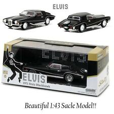 GREENLIGHT 86503 1971 STUTZ BLACKHAWK ELVIS PRESLEY DIECAST MODEL CAR 1:43 NEW!!