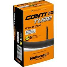 CONTINENTAL CROSS 700 x 32 - 42 quater presta 60 mm di lunghezza valvola tubo interno