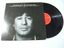 Godley & Creme ‎– The History Mix Volume 1-Disco Vinile 33 Giri LP GIAPPONE 1985