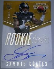 2015 15 SAMMIE COATES PANINI CONTENDERS ROOKIE INK TICKET RC AUTO # / 199