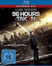 96 Hours - Taken 3 - Extended Cut - Blu-ray - Neuwertig 1x abgespielt