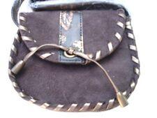 W614 American Rag Brown Multi Lady S Mini Crossbody Handbag 5 25 X 4