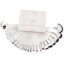 36pcs Professional White Full Set Cosmetic Brush Makeup Blush Brushes with Case