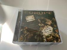 Europe : Bag of Bones CD (2012) MINT/EX 4029759077091 [B25]