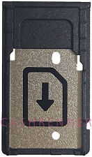 Soporte sim N tarjetas trineo adaptador card tray holder Sony Xperia z4 Tablet