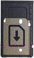 SIM Halter N Karten Schlitten Adapter Card Tray Holder Sony Xperia Z4 Tablet