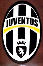 JUVENTUS Football Team Souvenir Crest IRON ON Badge Patch