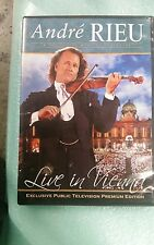 Andre Rieu Johann Strauss Orchestra Live in Vienna [DVD] FREE SHIPPING