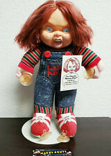 1991 Chucky Childs Play Plush Toy Doll NEW w/ Tag Universal Studios OFFICIAL 12""