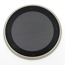 """Gold Woofer Universal 6.5"""" Speaker Coaxial Steel Mesh Grills Cover Mask Cover"""