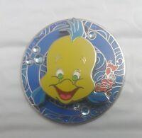 Disney Search For Imagination Pin Event Dream Flounder Sebastian Pin 15585