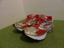 NEWTON LADY ISAAC womens 7.5 Pink White Gray 01611 Neutral Trainer Runnng Shoes