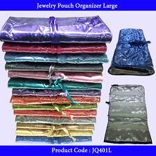 Jewelry Pouch Organizer Plain
