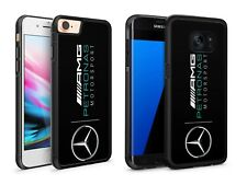 Sport Petronas AMG Mercedes Merc Benz Phone Case Cover for iPhone / Samsung
