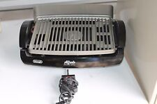 """DeLonghi Alfredo Healthy Grill Large 14"""" X 11"""" Cooking Surface"""