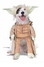 Disney Yoda Star Wars Halloween Pet Dog  Costume Small NWT Rubies 887893