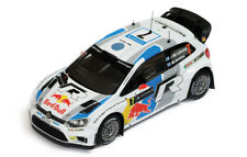 VW Polo r wrc  #7 winner Rally Acropolis 2013- IXO RAM551