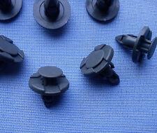 20x Verkleidung Clips Befestigung Klips Halter Spreizniet Stoßstangen grau 07C