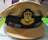 Reproduction royal air force crusher cap hat high quality