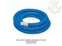 Intex 29083 tubo di raccordo per pompa filtro piscina ø 38x760cm flessibile