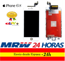 "PANTALLA COMPLETA TÁCTIL LCD PARA IPHONE 6S 4,7"" BLANCO BLANCA RETINA"