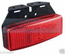 LED Autolamps 1491rm 12V / 24V POSTERIORE ROSSA contrassegno Posizione Lampada / Luce Camion Rimorchio