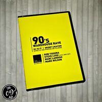 Muz!k - 90's Warehouse Rave (Live)