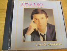 SALVATORE  ADAMO  I MIEI SUCCESSI CD MINT--- ALPHARECORD