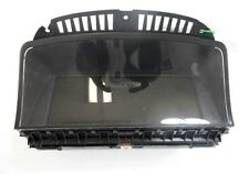 "02 BMW 745i Navigation Navi Information Display Screen Unit 8.8"" OEM 65826942526"