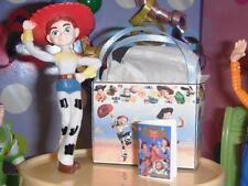 Disney Pixar Toy Story 3 Jessie doll, Bday Gift Bag fits Dollhouse Dolls