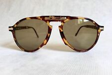 8861dc11997 Vintage sunglasses HUGO BOSS CARRERA FOLDABLE HIGH END STYLE 1980´s 100%  UVA