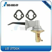 Chrome Mechanical Fuel Pump High Volume fits 273 340 318 360 2495527 2495527
