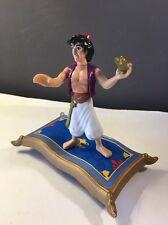 Vintage 1992 Disney's ALADDIN & Magic Carpet Figures by Mattel