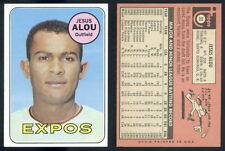 (38458) 1969 Topps 22 Jesus Alou Expos-EM