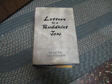 Letters to a Buddhist Jew by Tatz & Gottlieb, 2004 hardback  VG