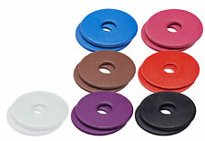 Cottage Craft Rubber Bit Rings LARGE Rubber Bit cheek guards rings ALL COLOURS