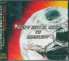 Heavy Metal Road To Germany - Japan CD - NEW EDGUY,UDO
