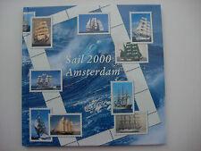 THEMABOEK NR.4 SAIL 2000 AMSTERDAM