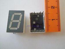 Avago Technologies HDSP-C5Y1 7-Segment Anzeige LED 13,10mm Höhe Gelb *3 Stück*