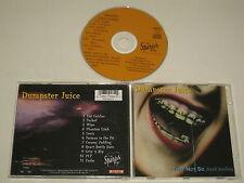 DUMPSTER Juice / Than MOT SO FRESH Feeling ( RR 9062 2) Cd Álbum