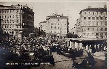 #TRIESTE: PIAZZA GOLDONI