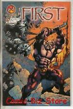 THE FIRST #17 (2002) CROSSGEN COMICS