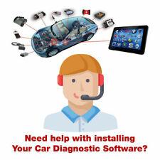 Car Diagnostic Software Support