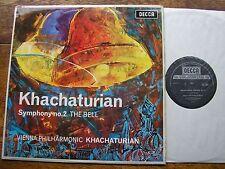 SXL 6002 KHACHATURIAN: SYMPHONY No. 2  KHACHATURIAN / VPO   NB   NM  TAS