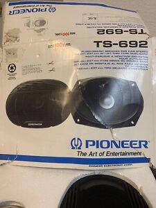 """Pioneer 6""""x9"""" Dual 100w Speakers TS-692"""