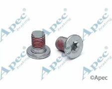 Brake Disc Screw Rear ADS2 10 pack APEC Replace 2204210171,A2204210171,TPM0002
