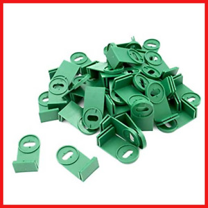 50PCS L Extenders Greenhouse for Fixing Greenhouse Insulation Bubble Wrap
