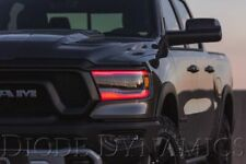 2019 Ram 1500 Midline Multicolor LED Boards w/Bluetooth Contoller Diode Dynamics